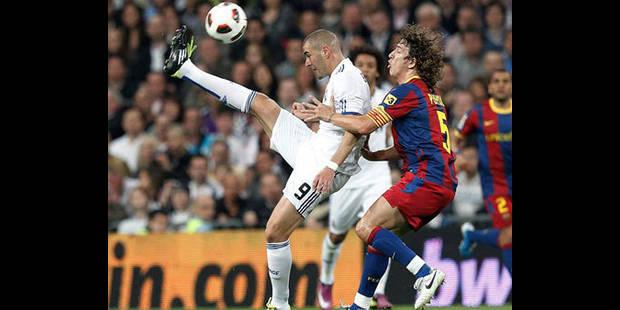 Coupe du Roi - Barcelone-Real Madrid: la pression monte d'un cran