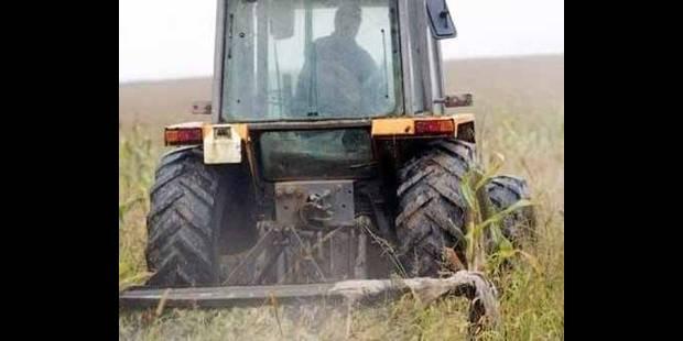Les agriculteurs manifestent à Bruxelles