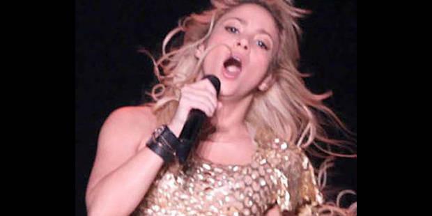 Shakira en Haïti jeudi pour lancer la reconstruction d'une école