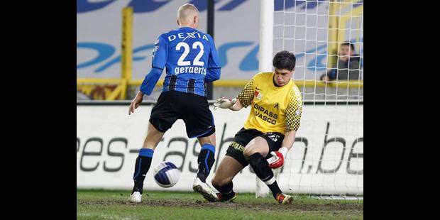 Glenn Verbauwhede ne reviendra pas au FC Bruges - La DH