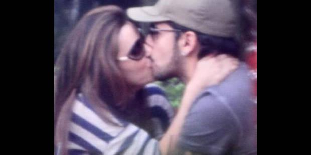 Eva Longoria et Eduardo Cruz : le baiser !