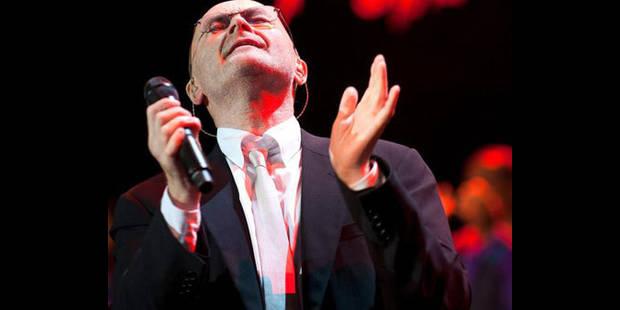 Phil Collins arrête la musique