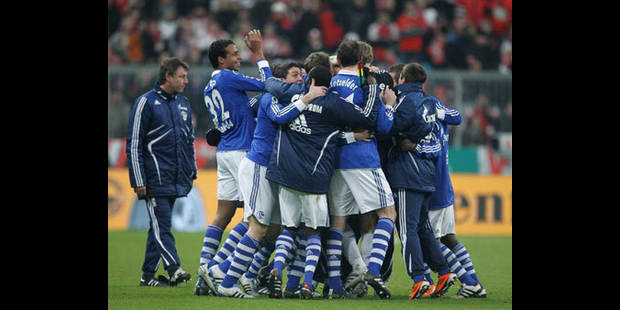 Schalke 04 enfonce le Bayern