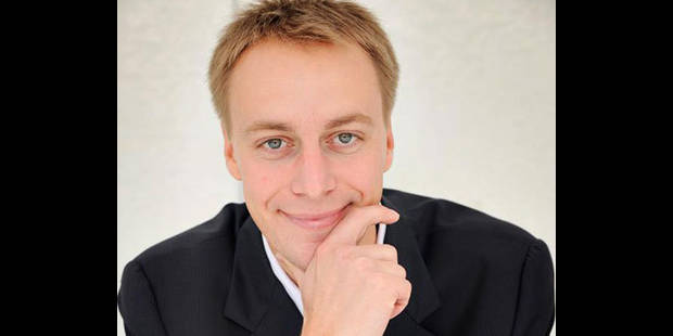 Frédéric Cauderlier, nouveau directeur de la communication de Charles Michel