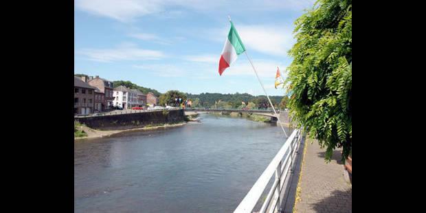 Après le pont de Tilff, celui d'Esneux - La DH
