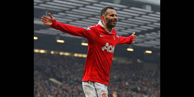 Manchester United : Ferdinand et Giggs absents à Marseille