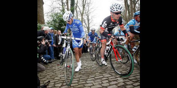 Circuit Het Nieuwsblad - Les coureurs rouleront sans oreillettes