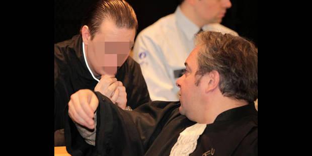 David Gabriel condamné à 25 ans et Tony De Bourgh à la perpétuité - La DH