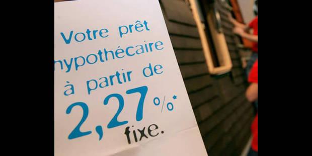 Prêts hypothécaires: une loi à réviser - La DH