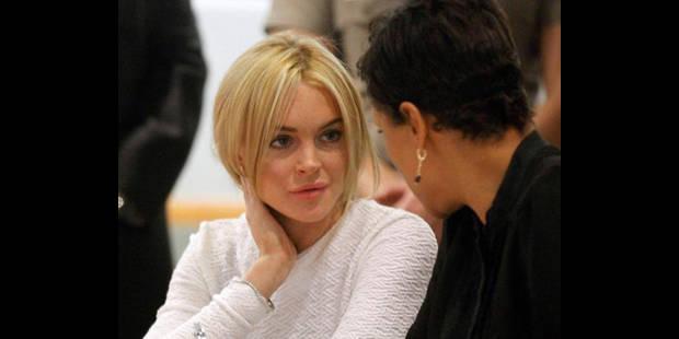 """Lindsay Lohan dit qu'elle n'a jamais rien """"volé"""""""