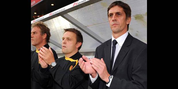 Euro 2013 Espoirs : La Belgique dans le groupe 8 avec l'Angleterre