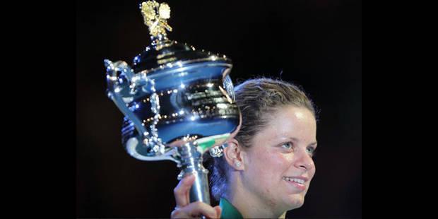 Classement WTA - Kim Clijsters, 2e, à 140 pts d'être N.1 mondiale - La DH