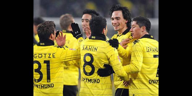 Allemagne - 20e journée: Dortmund reprend son irrésistible marche en avant - La DH