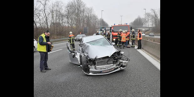Lepoint : accident et  out   6 mois