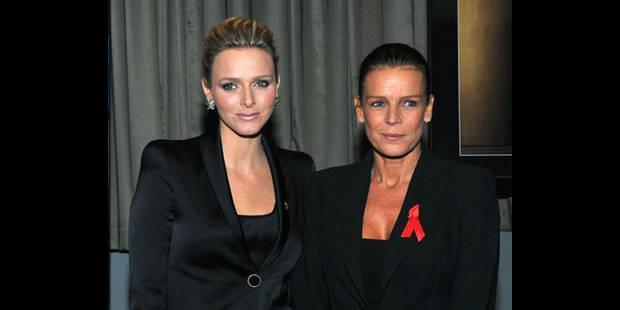 Stéphanie de Monaco rassure Charlene - La DH