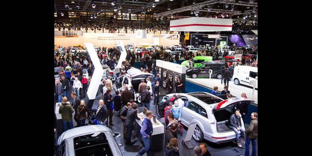 Salon de l'Auto: une voiture diesel perd dans les 3 ans pr�s de la moiti� de sa valeur