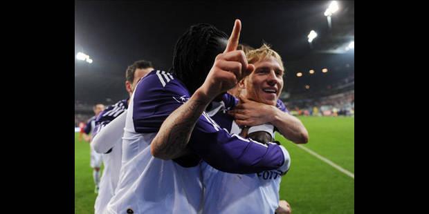 Le Clasico et vingt points d'avance pour Anderlecht ! - La DH