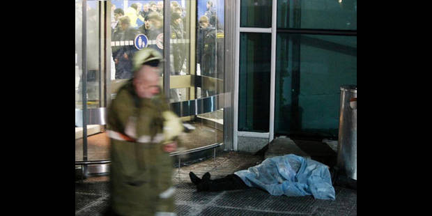Moscou : des Belges �chappent � la catastrophe