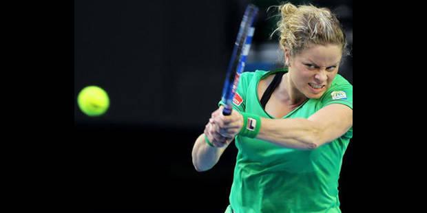 Kim affronte Navarro au 2e tour de l'Open d'Australie