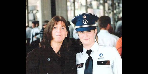 Delphine, policière à Vielsalm - La DH