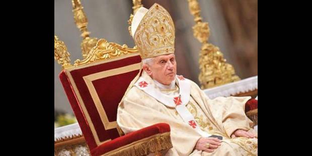 Benoît XVI condamne la violence et la guerre dans le monde - La DH