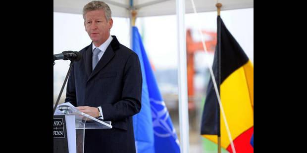 """Accord du gouvernement au lancement du programme du """"soldat du futur"""" - La DH"""