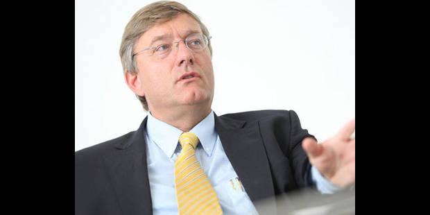 """M. De Wolf : """"Stefaan De Clerck semble vivre hors des réalités policières"""" - La DH"""