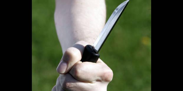 Une femme poignardée à mort en pleine rue à Schaerbeek - La DH