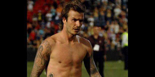 Beckham veut jouer en Europe cet hiver, mais pas à l'AC Milan - La DH