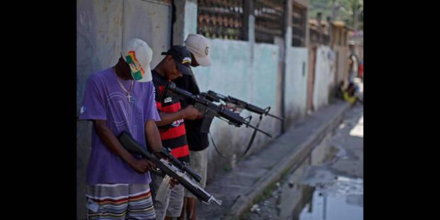 Brésil: La police de Rio appelle les narco-trafiquants à se rendre - La DH