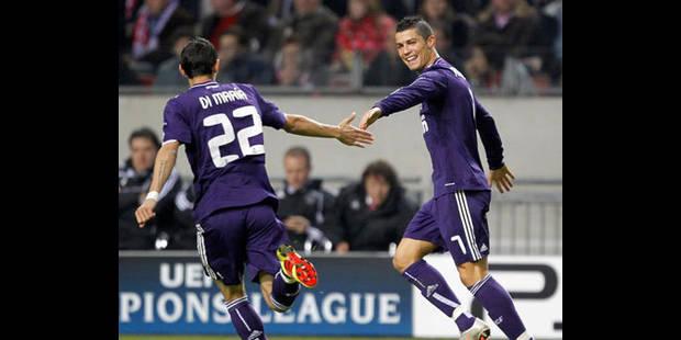 Ajax 0-4 Real : leçon d'efficacité et... de cartes rouges ! - La DH