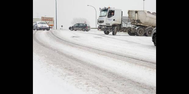 Deux accidents et fortes perturbations sur l'autoroute E40 à Waremme - La DH