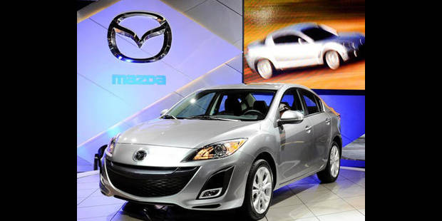 Problèmes techniques pour des milliers de Mazda en Europe - La DH