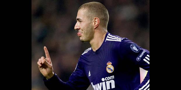 "Benzema: ""Mourinho me fait progresser"" - La DH"