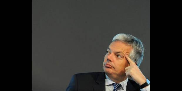 """Un accord sur une aide de """"moins de 100 milliards d'�"""" � l'Irlande"""