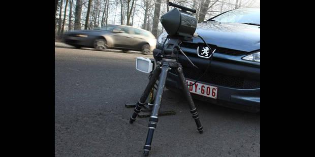 Opération de contrôle sur les routes: 4.144 automobilistes en infraction - La DH