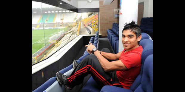 """Ronald Vargas:  """"L'équipe ne dépend pas que de moi"""""""