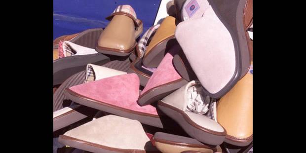 Des cambrioleurs ont volé 620 paires de chaussures - La DH