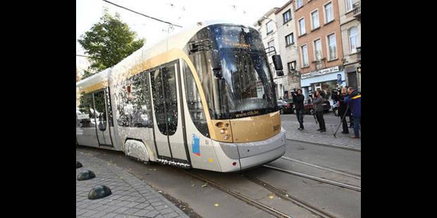 Bruxelles: 65 nouveaux trams commandés en 2011 et plusieurs nouveaux chantiers en vue - La DH