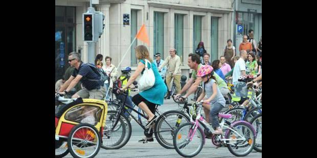 Charleroi, capitale du cyclo? - La DH