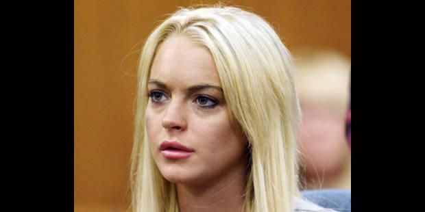 Lindsay Lohan échappe à un nouveau séjour en prison - La DH