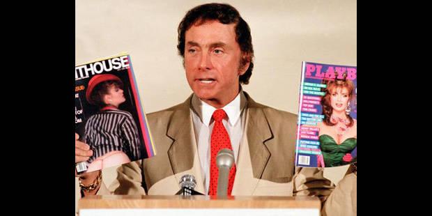 Décès de Bob Guccione, fondateur du magazine Penthouse - La DH