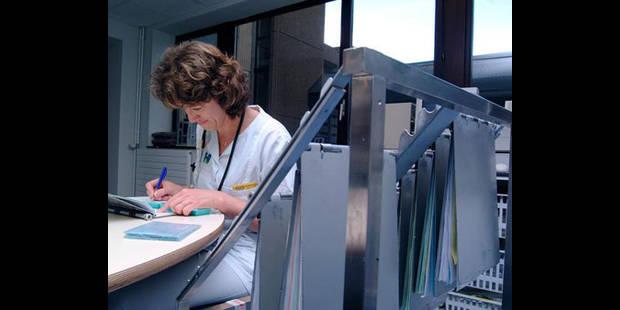 Soins de santé: actions de la CNE jeudi à Bruxelles pour le maintien de la prépension - La DH