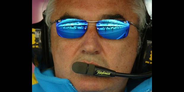Pour Briatore, le retour de Schumacher est une énorme erreur - La DH