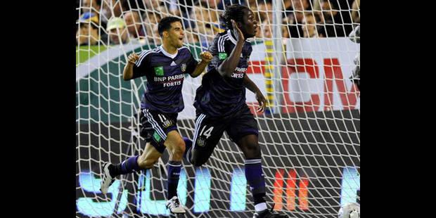 Anderlecht renoue avec la victoire, Lukaku avec les buts - La DH