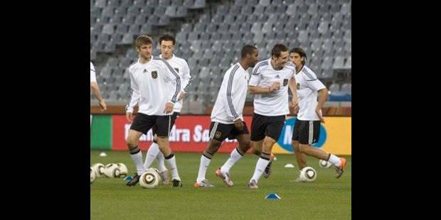 Euro-2012 - Les Allemands ne savent pas combien ils vont toucher