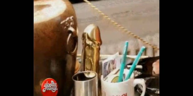 Le gode en or de Liliane Bettencourt (Vidéo)
