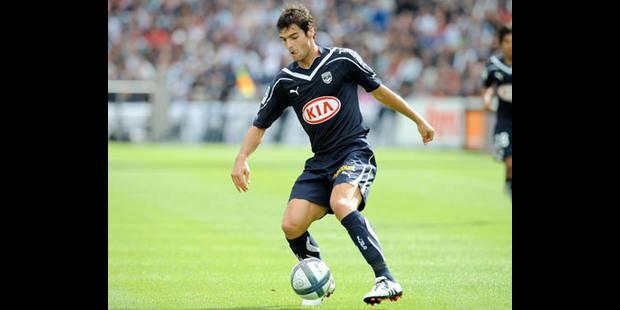 Gourcuff a signé à Lyon