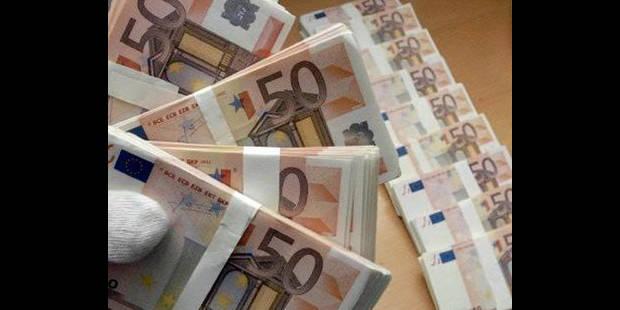 Le Tr�sor d�couvre un bonus de 400 millions d'euros