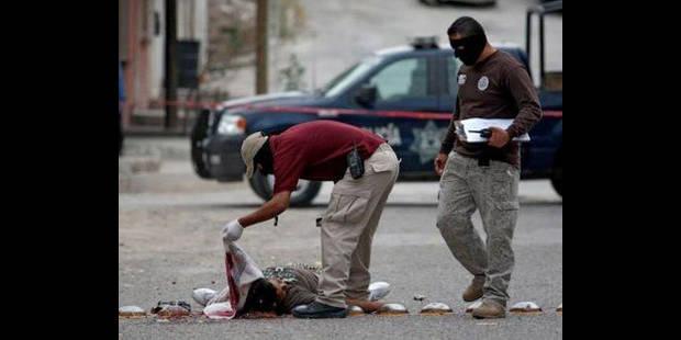 Guerre de la drogue: un charnier de 72 cadavres découvert au Mexique - La DH